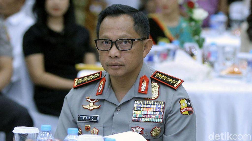 Terduga Teroris Pascabom Surabaya Bertambah Jadi 283 Orang