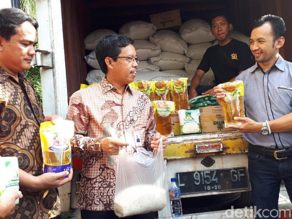 5 Titik Pasar di Kota Surabaya jadi Sasaran Operasi Bulog