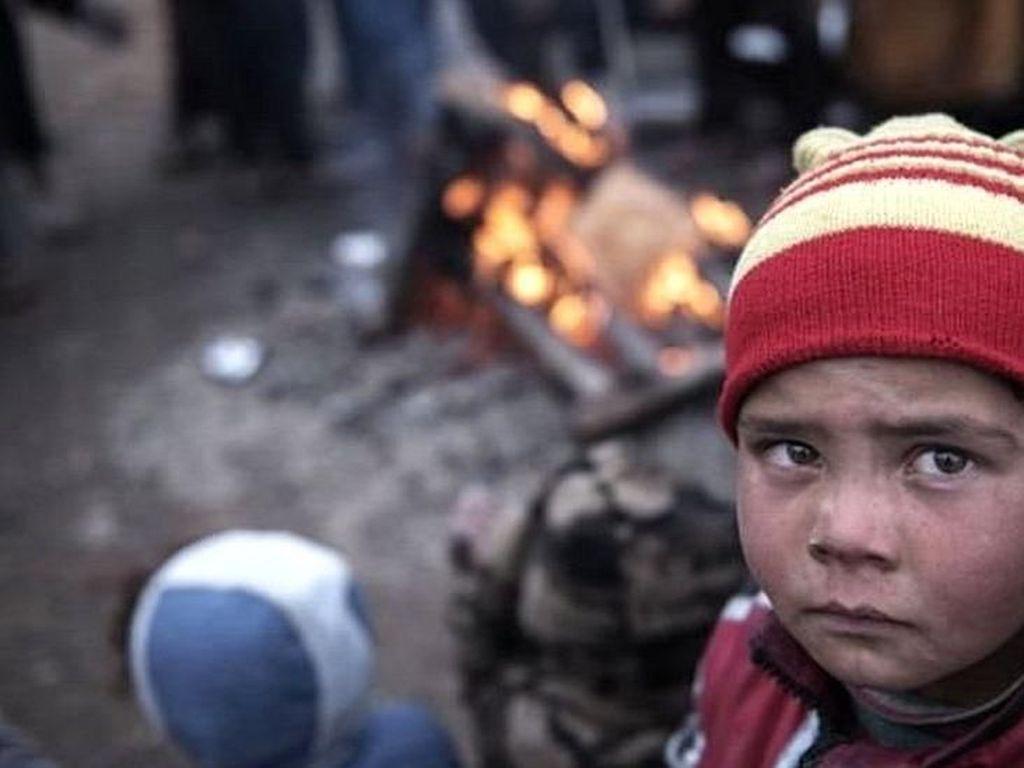 Serangan Terhadap Anak di Wilayah Perang Mengejutkan