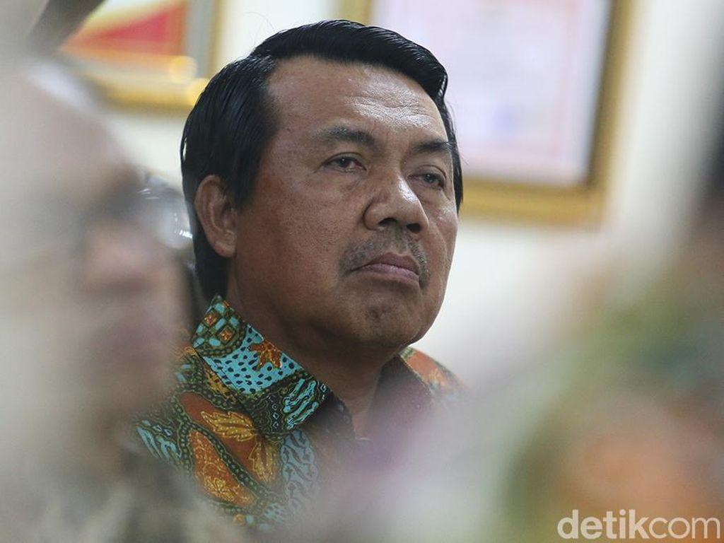 Mengenal Ketua MA Terpilih Syarifuddin