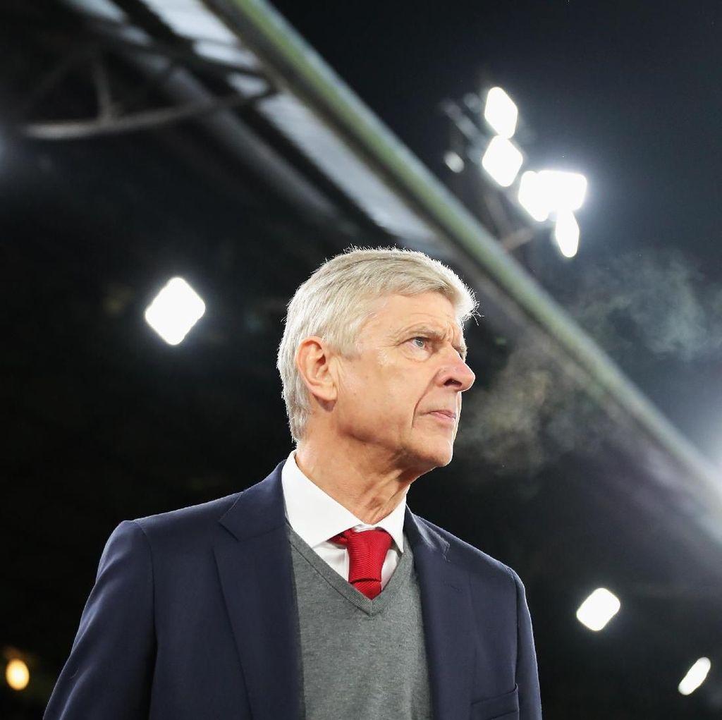 Wenger Sudah Tepat Tinggalkan Arsenal