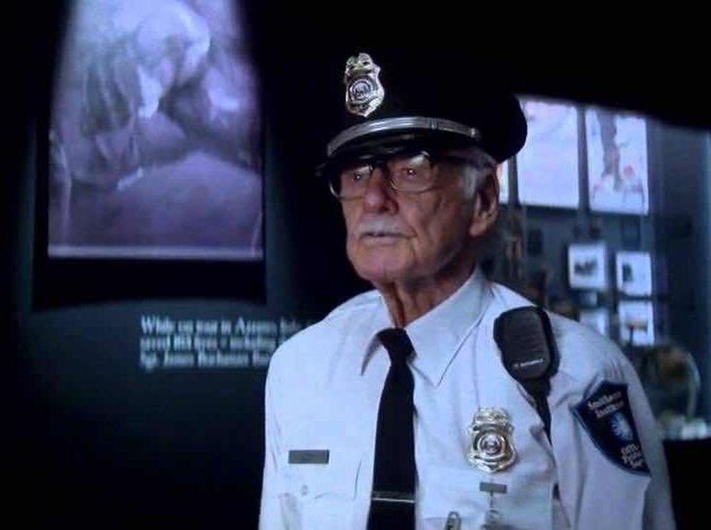 Ketika Stan Lee, Legenda Komik Marvel Kritik Iklan Mobil di TV
