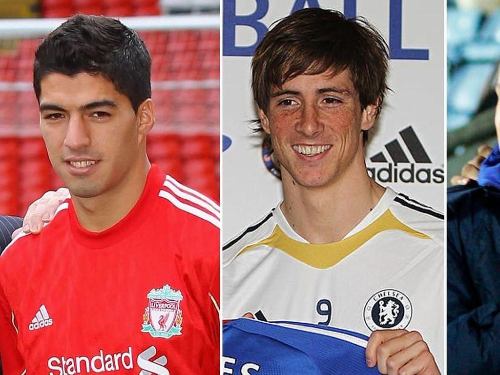 Kumpulan Transfer yang Pernah Panaskan Musim Dingin Premier League