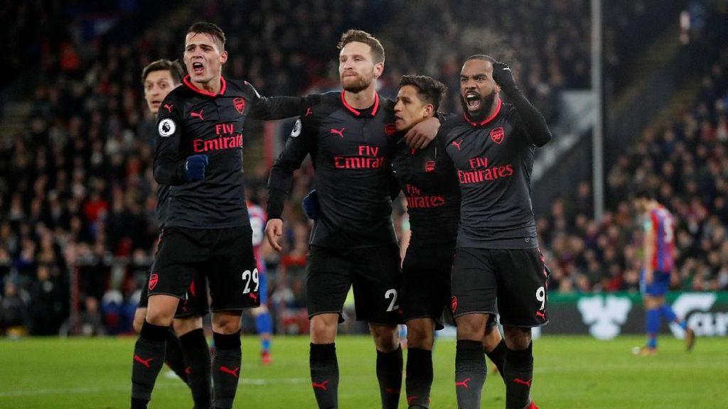Cara Sanchez Agar Dilego Arsenal Sudah Menyakiti Teman-Temannya
