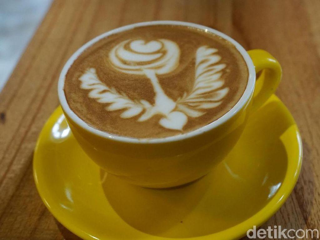Ngopi Cantik di Cafe Brick yang Instagrammable