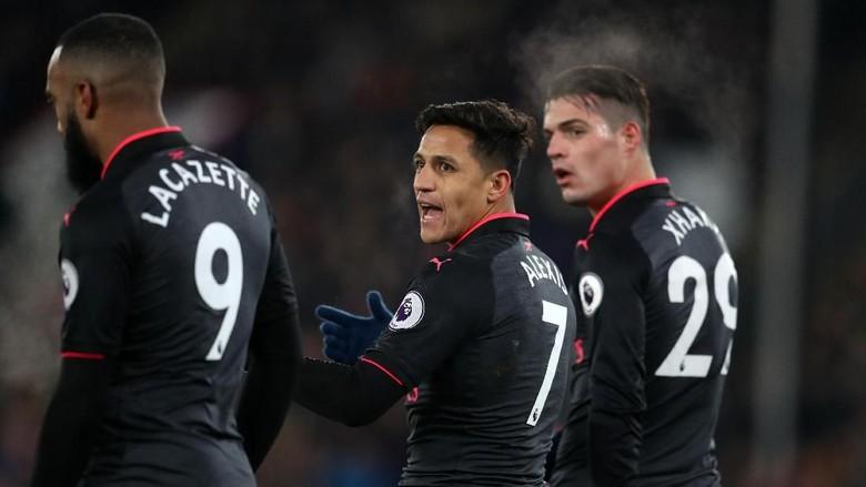 Menjamu Chelsea, Arsenal Incar Penebusan Besar