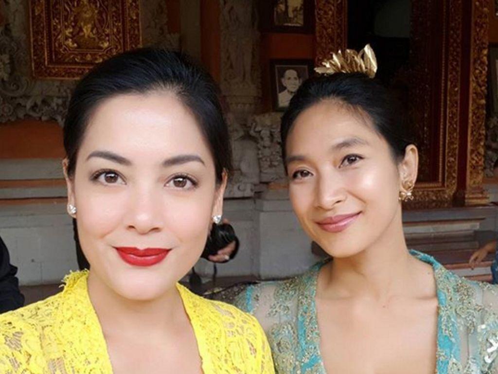 Lulu Tobing Dinikahi Bani M Mulya, Happy Salma Ungkap Perasaan Lega