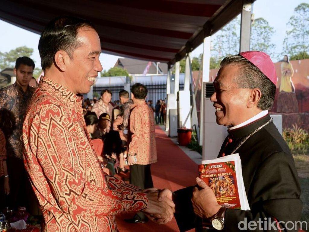 Jokowi: Jangan Sampai Kampanye Jadi Ajang Saling Cela dan Cemooh