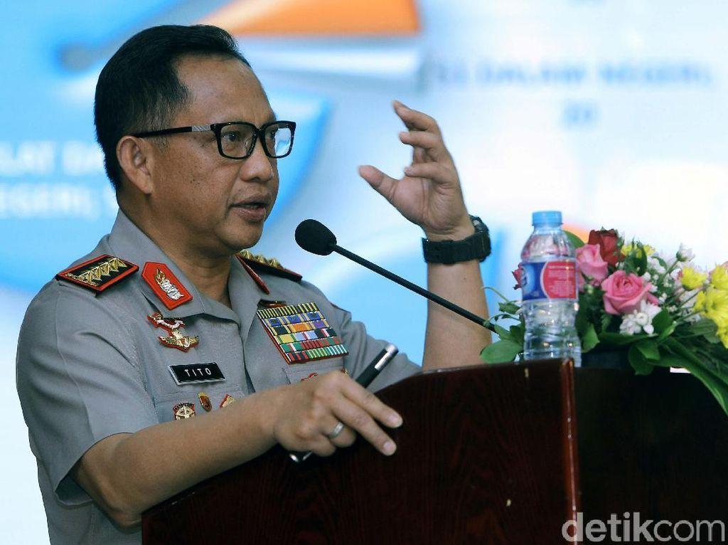 Belajar dari Kasus Adelina, Kapolri Minta Tingkatkan Operasi TPPO