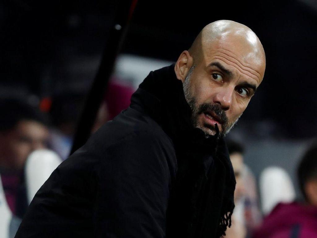 Jerman Kepayahan, Pep Guardiola Disalahkan