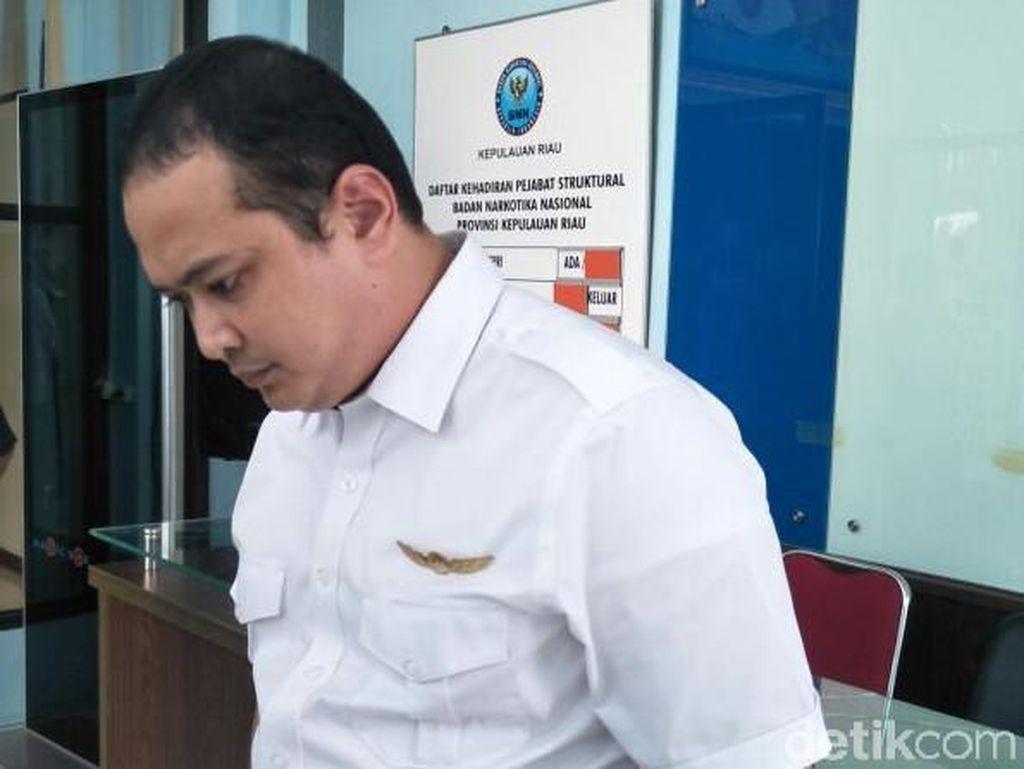 Bawa Sabu, Pilot Malindo Air Asal Malaysia Ditangkap BNN