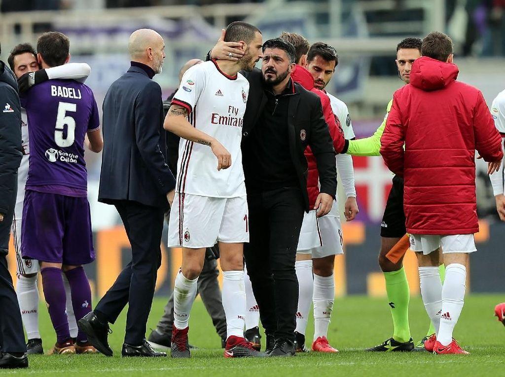 Gattuso: Milan Bisa Saja Menang