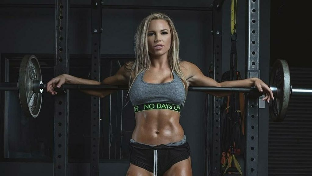 Foto: Cantik, Deretan Pelatih Kebugaran Ini Juga Layak Jadi Body Goals