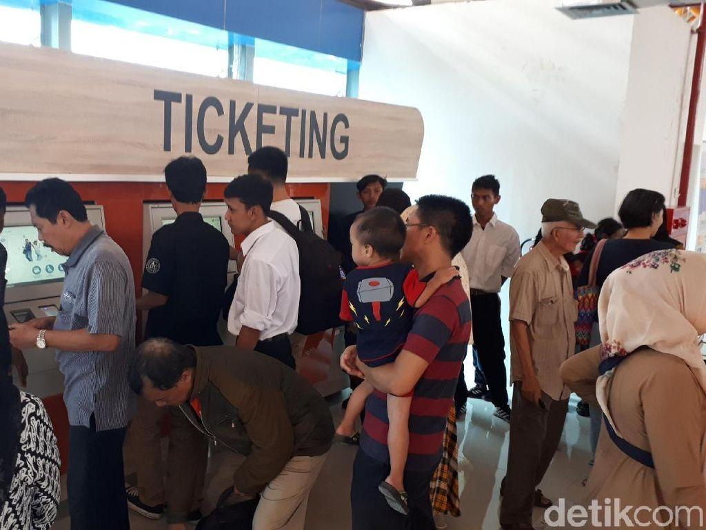Mau Ke Bandara Soetta Pakai Kereta? Ini Tiket yang Masih Tersedia