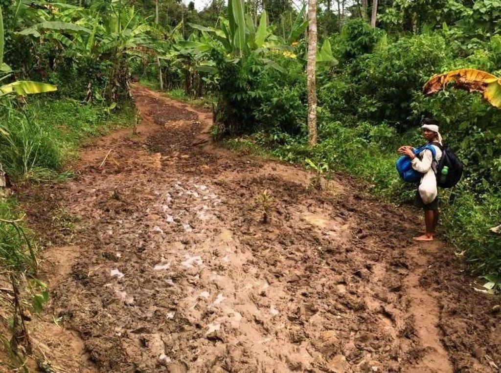 Perjuangan Menuju Kampung Baduy