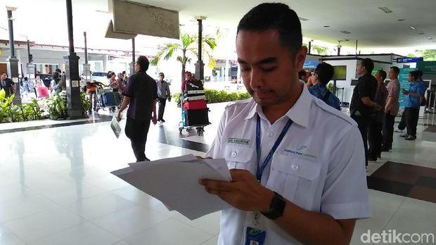 Kepala Humas Bandara I Gusti Ngurah Rai, Arie Ahsanurrohim