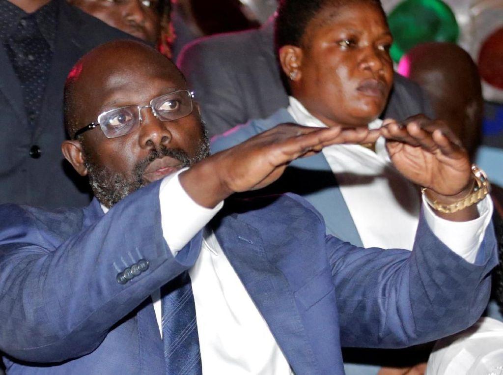 Liberia Tutup Radio Yang Kritisi Presiden