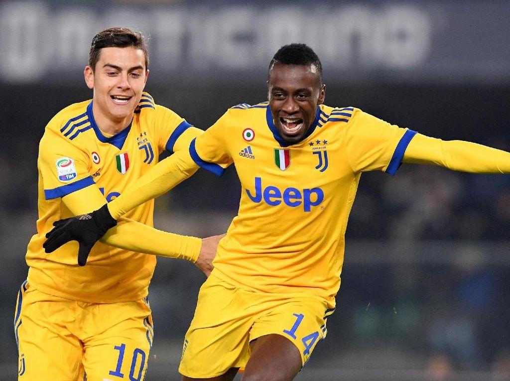 Bukan Performa Apik dari Juventus