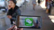 Diblokir AS, WeChat Ganti Nama
