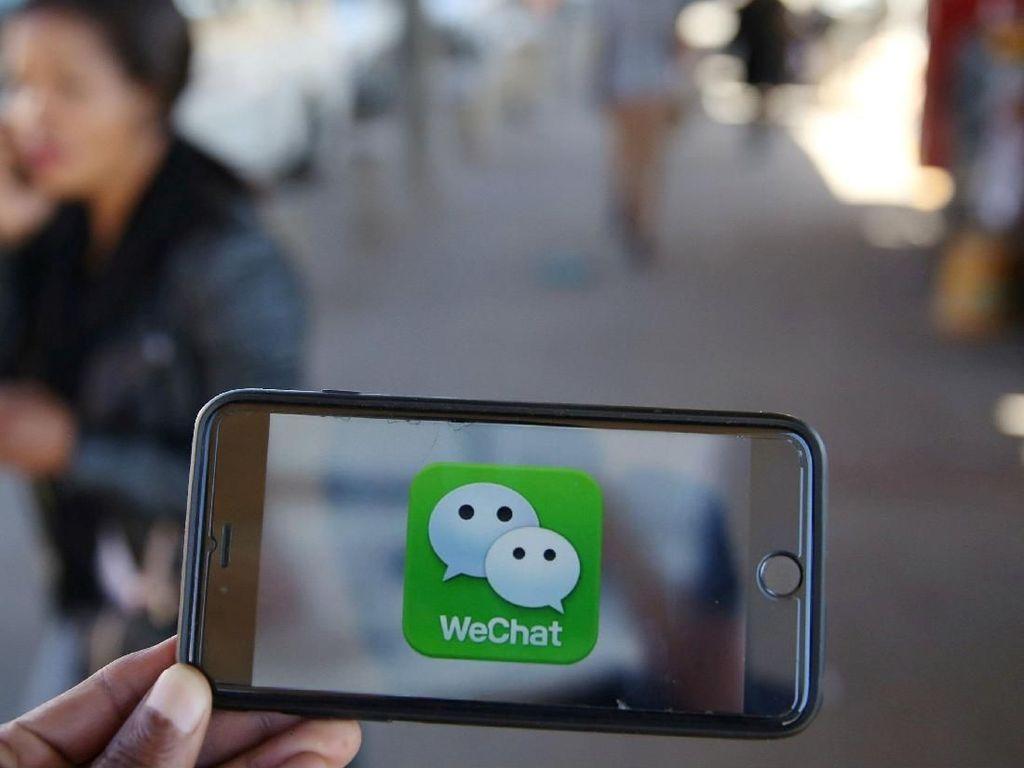 China Mau Jadikan Akun WeChat Sebagai KTP
