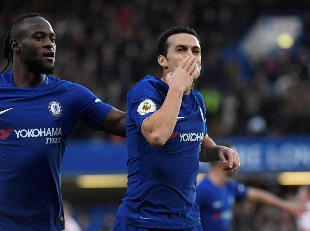 Gol-gol Chelsea dari Para Pemain Spanyol