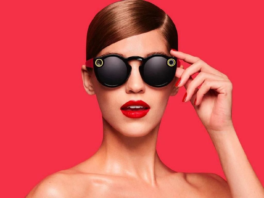 Snap Bakal Bikin Spectacles Anyar, Apa Fitur Barunya?