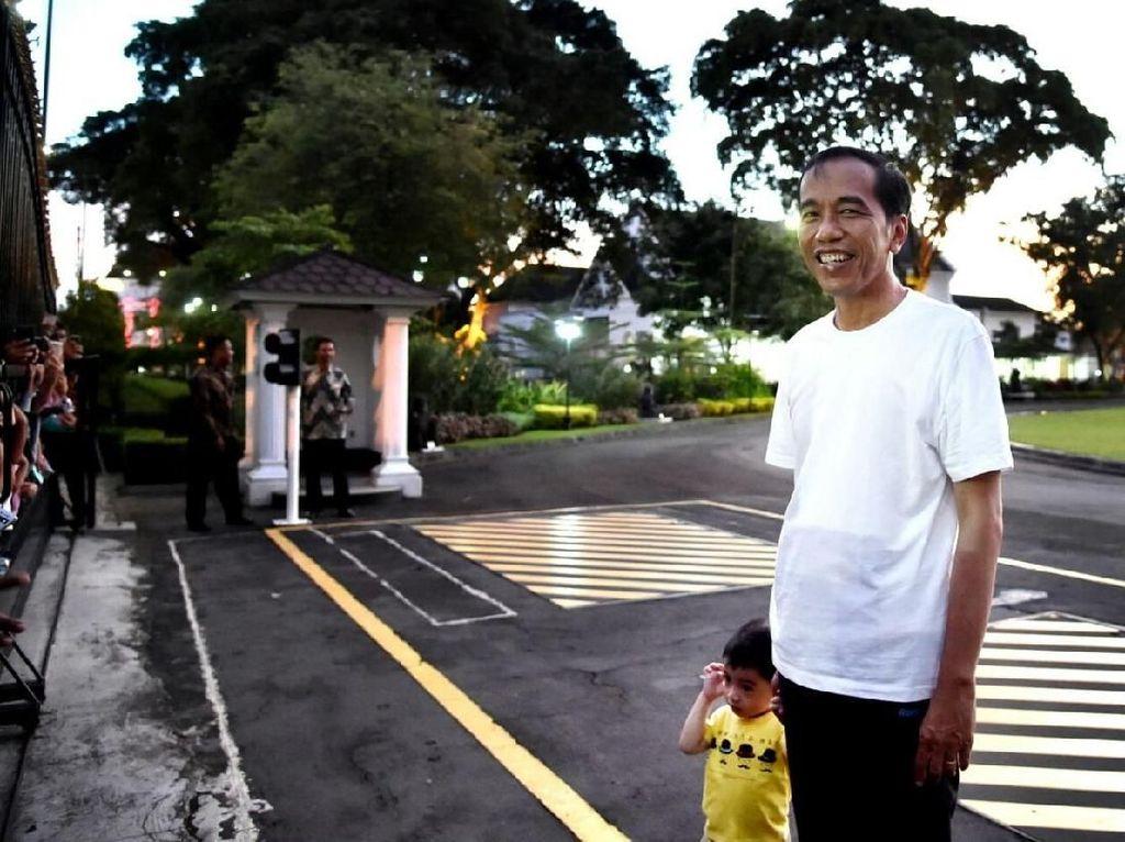 Menanti Keputusan Jokowi soal Mensos Baru Hari Ini