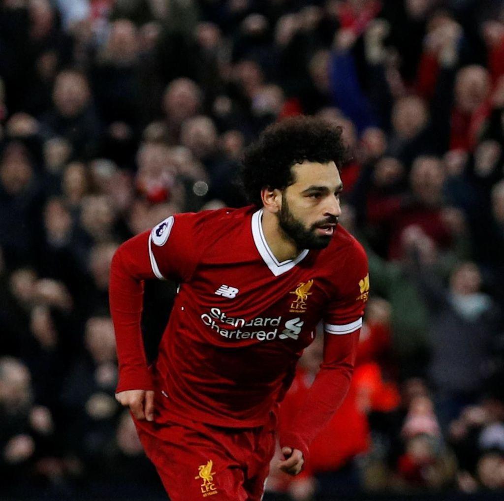 Gara-Gara Salah, Totti Jadi Sering Nonton Liverpool