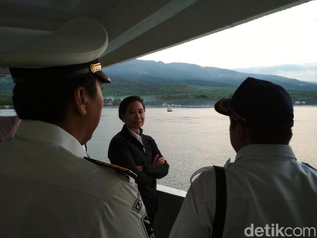 Rini Soemarno ke Bos ASDP: Dermaga Kita Sudah Tua, Perbaiki!