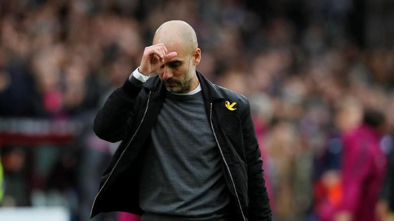 Guardiola Tahu City Dinanti Laga Berat di Anfield