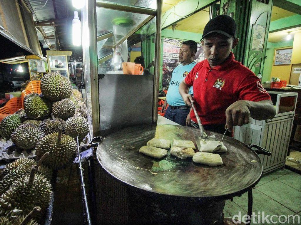 Foto: Martabak Durian Legendaris di Aceh Utara