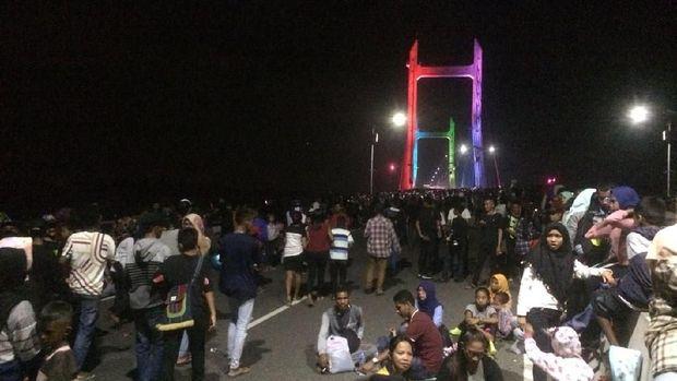 Selamat Tahun Baru 2018 dari Timur Indonesia