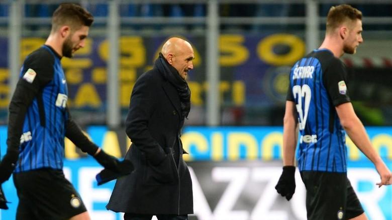 Moratti Merasa Tertipu dengan Performa Inter di Musim Ini
