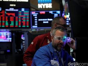Wall Street Tersungkur Jelang Debat Panas Trump-Biden