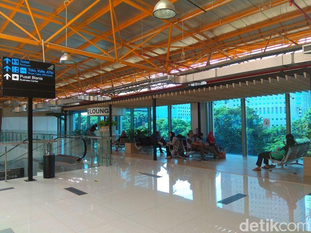 Ingat! Ini Hari Terakhir Uji Coba Kereta Bandara Soetta Rp 30.000