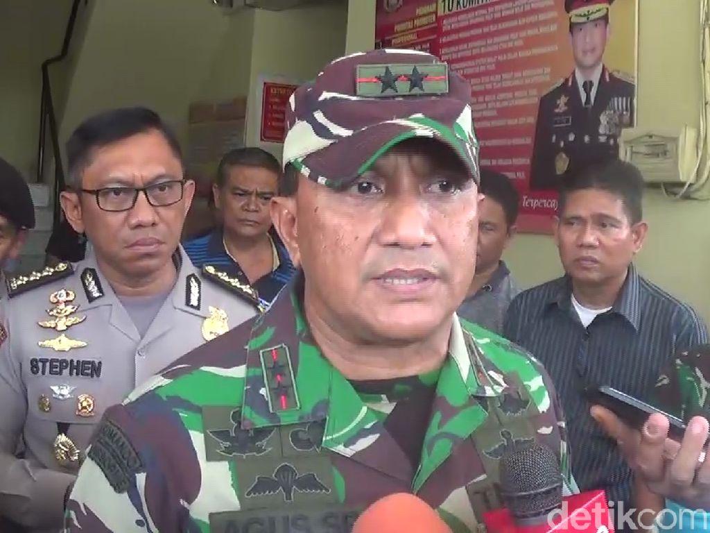 3 Pangdam Berganti, Mayjen Agus Surya Bakti Jadi Asintel TNI