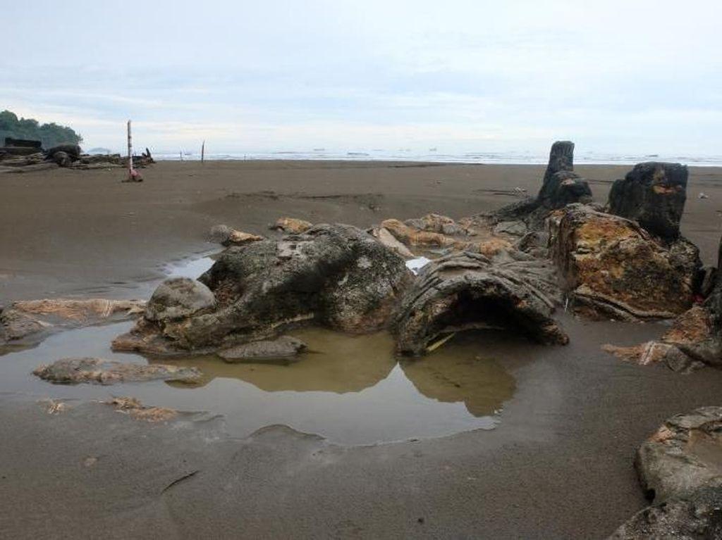 Bikin Heboh, Batu Malin Kundang Sempat Hilang Tenggelam