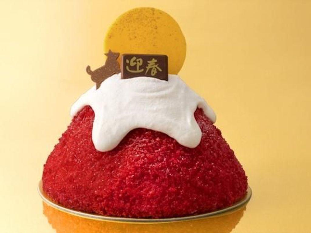 Ini Kue Simbol Keberuntungan di Tahun Baru dari Jepang