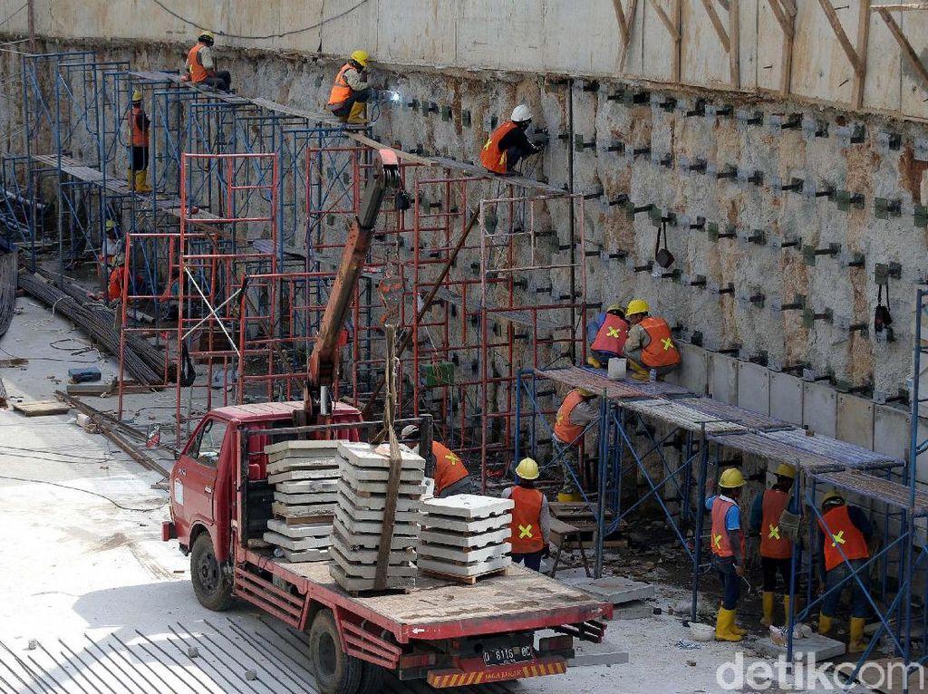 Kontraktor Putar Otak Cari Sumber Pendanaan Proyek Infrastruktur
