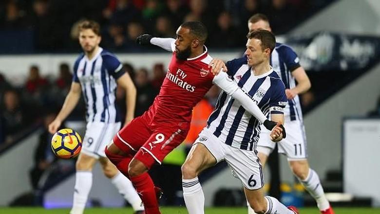 Arsenal Ditahan Imbang 0-0 oleh WBA di Babak Pertama