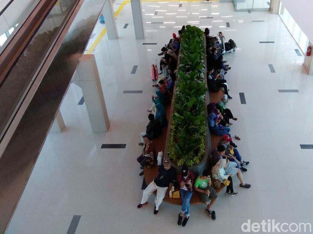 Buruan! Hari Ini Terakhir Lho Tarif Kereta Bandara Soetta Rp 30.000