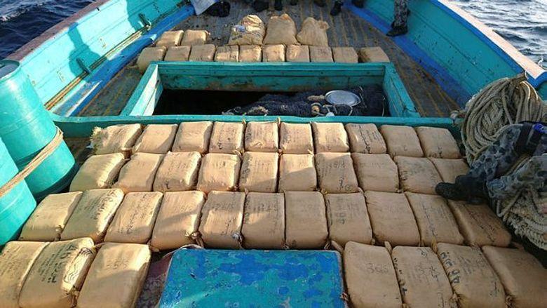 Angkatan Laut Australia Sita Puluhan Kilogram Narkoba