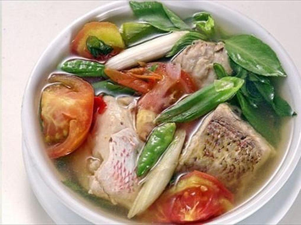 10 Sop Ikan yang Sedap Ini Cocok untuk Makan Siang
