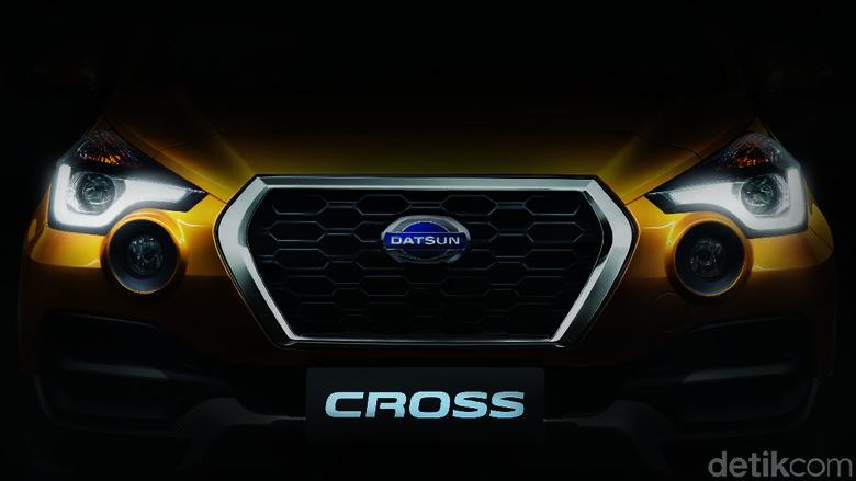 Akhirnya Datsun Punya Mobil Matik, Cross Pakai CVT