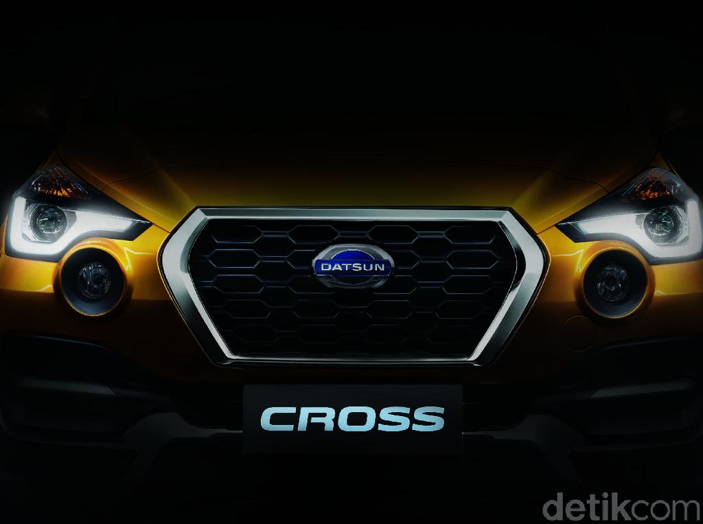 Foto Teaser Mobil Ketiga Datsun