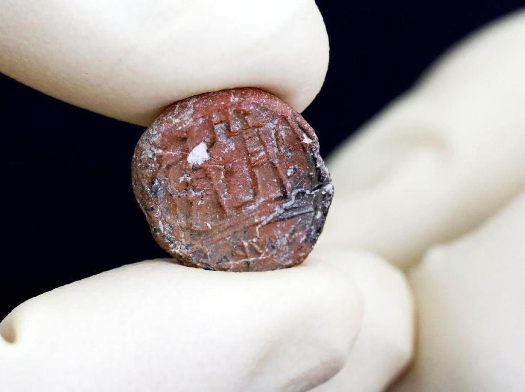 Foto: Israel Tegaskan Yerusalem Ibukotanya Lewat Stempel 2.700 Tahun