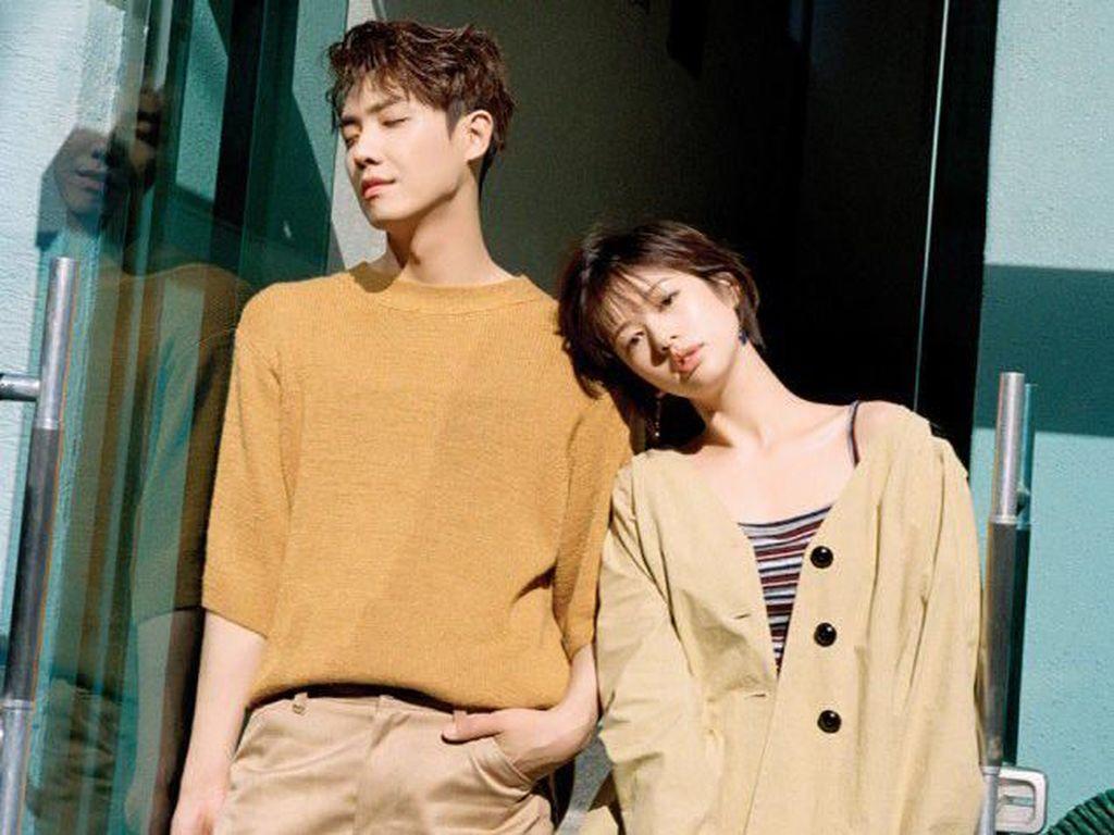 Foto: Kemesraan Lee Joon dan Jung So Min, Pasangan Selebriti Baru Korea