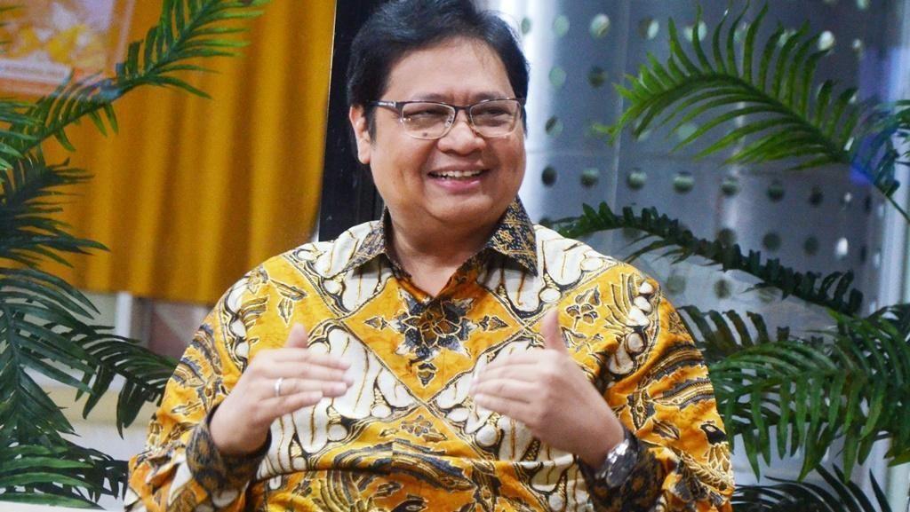 Menanti Nama Calon Ketua DPR di Kantong Airlangga