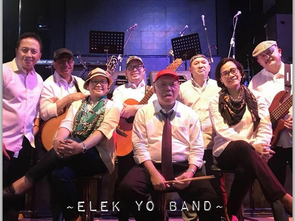 Keren! Para Menteri Bakal Manggung di Java Jazz