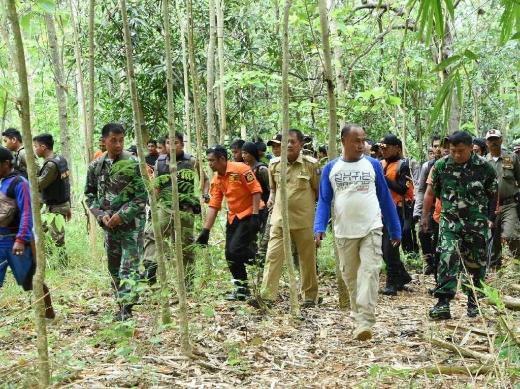 Hilang di Hutan Angker Soppeng, Nurdin Ditemukan Lemas